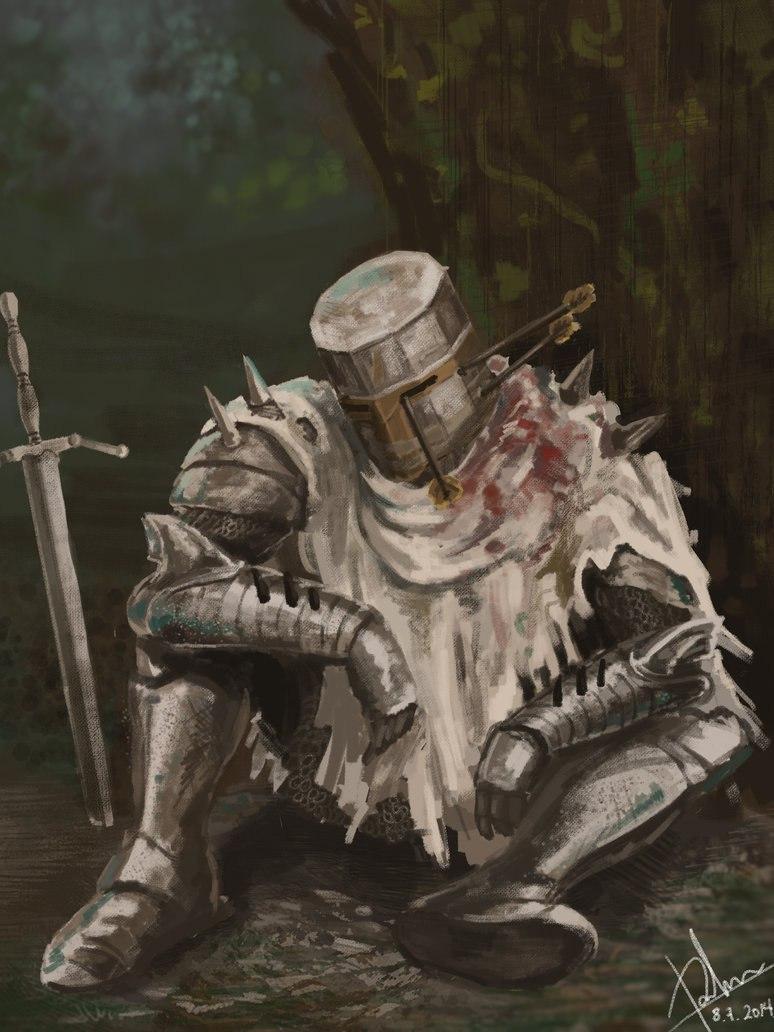 Dark Souls fan-art DtnZRd-w9js