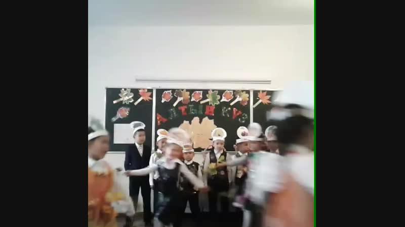 жапырактар бии 19 10 2018 😘👏👏👍👍