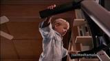 Dexter's Son Harrison Falls off Treadmill