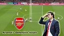 Arsenal's Defensive Issues Unai Emery's Defensive Tactics