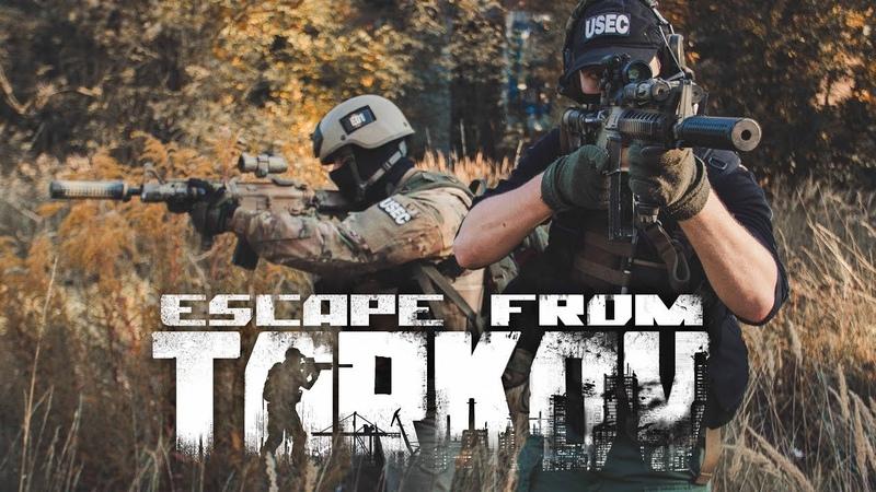 Escape From Tarkov - Factory Raid (Fan video)