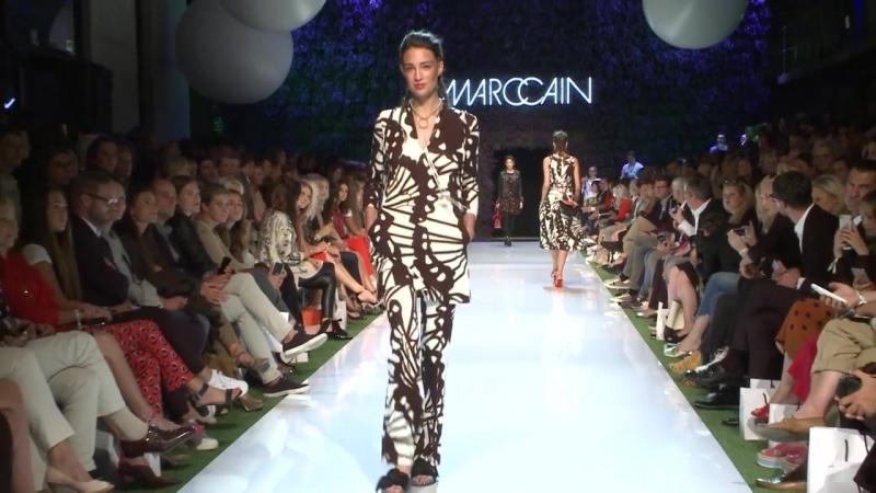 Marc Cain Весна-лето 2018 Неделя Моды в Берлине