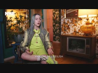 Billie Eilish - When The Partys Over  Song Stories (русская озвучка)