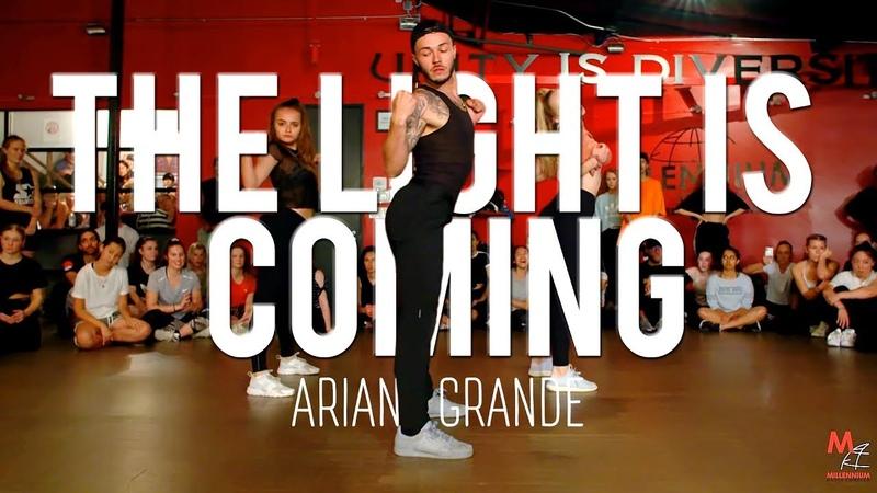 Ariana Grande - the light is coming ft. Nicki Minaj | Hamilton Evans Choreography