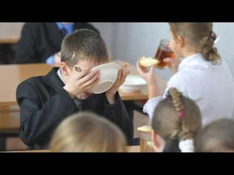 Российские школьники всё чаще падают в голодные обмороки