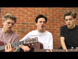 Парни из New Hope Club перепели песню Theres Nothing Holding Me Back - Shawn Mendes