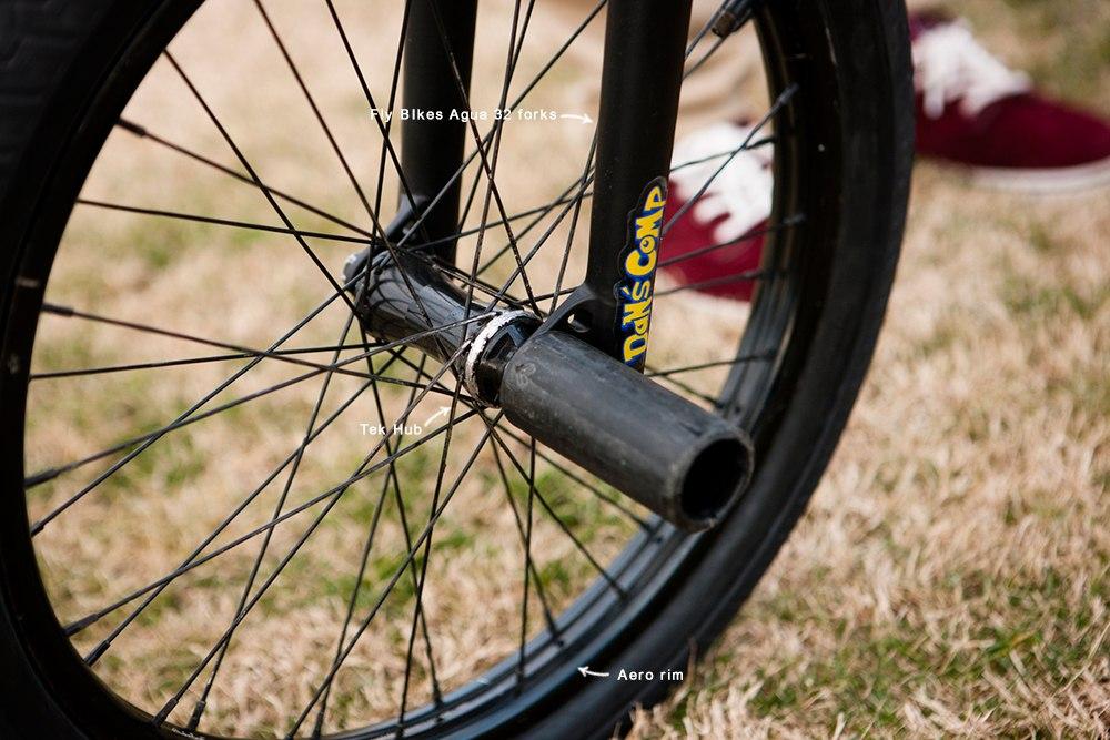 fly bikes aqua 32 fork