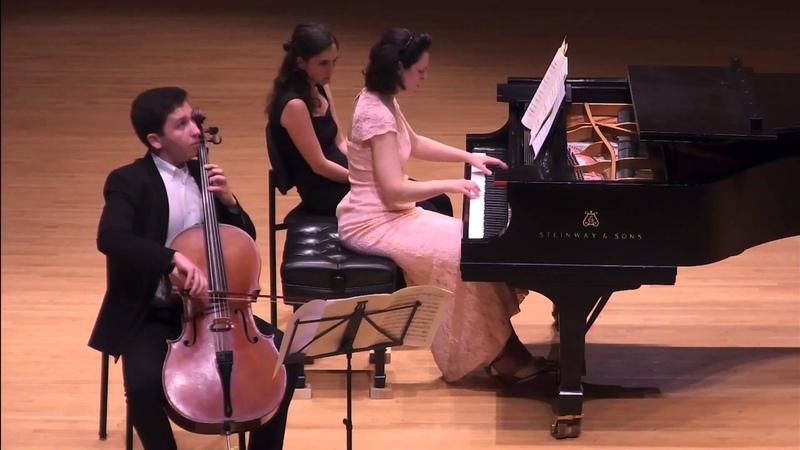 Bach: Viola da Gamba Sonata no.1 in G Major, BWV 1027