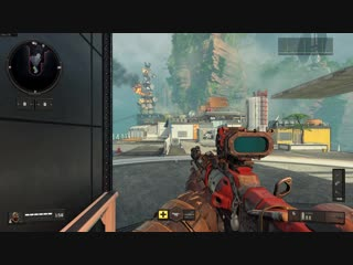 One-in-a-million shot. black ops 4