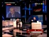 Президент Украины рассказывает очень смешной анекдот