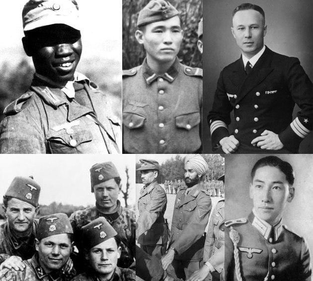 Нацистская армия была интернациональной? B3PSgKSzgmg