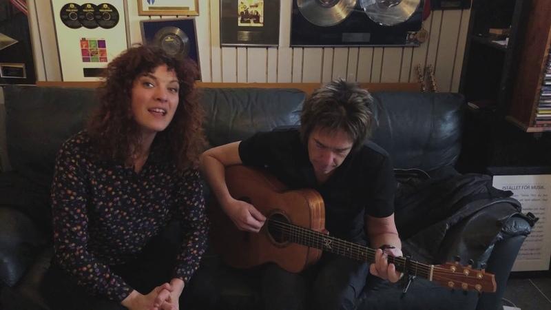 Per Gessle feat Helena Josefsson Name You Beautiful acoustic version