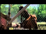 The Walking Dead Season 4 Sneak Peek (HD) | Сник-Пик