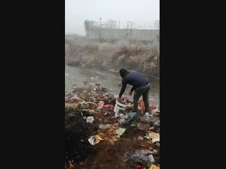 Müll von Roma in Sofia