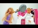 Мультики для девочек. Готовимся к ХЭЛОУИНУ Кен и Барби пугают друг друга👻 Как с...