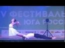 1-й номер .ИСТОРИЯ ЛЮБВИ Юрий и Мария Грунины.Duo Grunin.акробатический дуэт,дуэт Honeymoon.