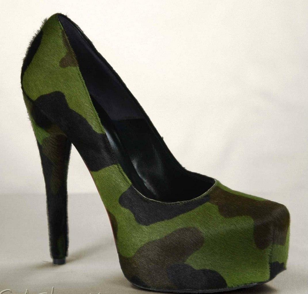 Очень красивые туфли 7