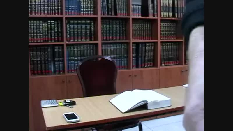 Рав Даниэль Булочник Уроки Торы Книга Тания 6 я глава 5776 г