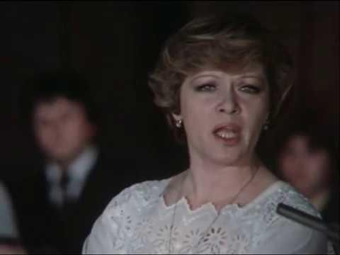 Алиса Фрейндлих - Глядя на луч пурпурного заката (Забыли вы...) (1980)