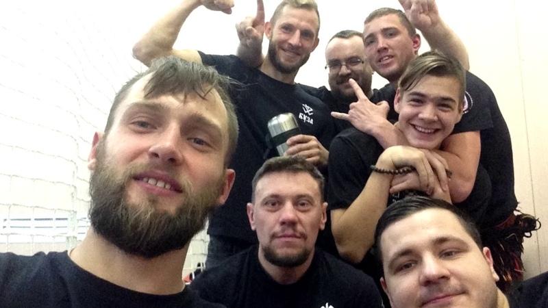 Сергей Горчаков: русский рукопашный бой Буза. Ножевой бой.