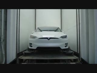 Видео проезда Tesla по туннелю Маска под Лос-Анджелесом