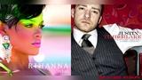 Rihanna vs. Justin Timberlake - Rehab What Goes Around Comes Around (Mashup)