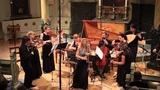 G. Ph. Telemann a minor suite (Rejouissance), Arte dei Suonatori &amp Bolette Roed
