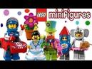 Lego Minifigures 71021/Юбилейная серия/ レゴ ミニフィギュア シリーズ18 ミニフィグ40周年記念 71021
