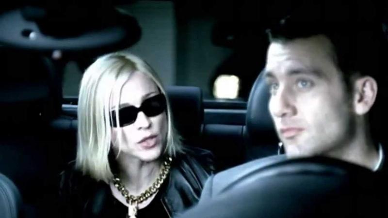 «BMW» M5 / Driver / видеореклама автомобиля с участием Клайва Оуэна и Мадонны