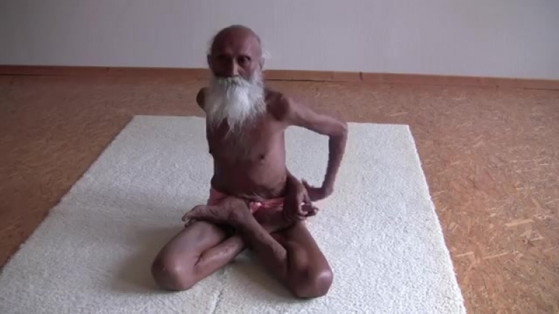 101 Jahre alt - Yogi Swami Yogananda präsentiert s.mp4