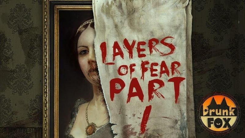 Layers of Fear - быстрое прохождение часть 1