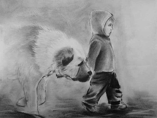 яркие рисунки:
