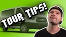 22 quick tour tips (for beginners)