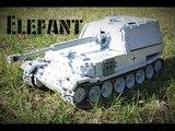 Lego Elefant heavy tank destroyer (RC)