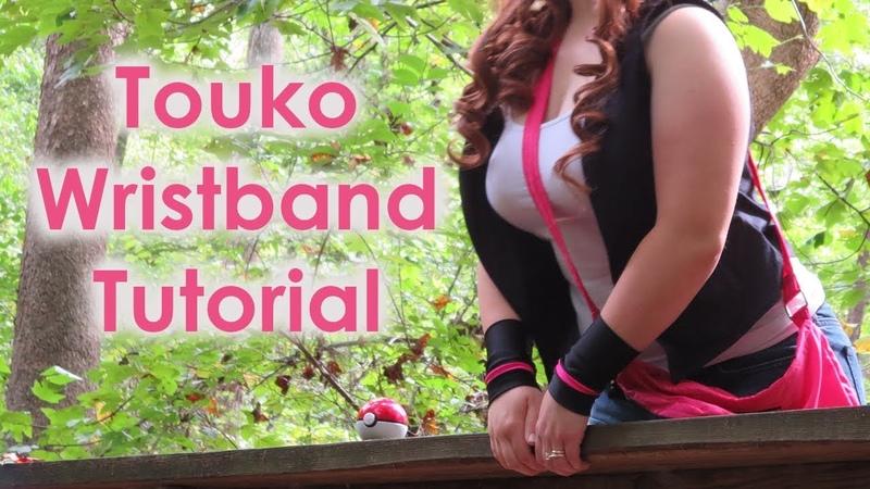 Touko [Pokemon] Cosplay Tutorial Part 2: Wristbands