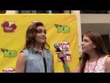 Alyson Stoner Interview (D23 Expo 2013)