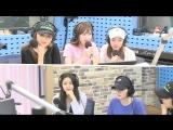 180816 Red Velvet @ SBS Choi Hwa Jung Power Time Radio
