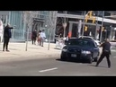 Toronto van attack: Witness video of takedown of person believed to be suspect