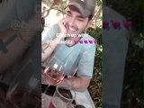 Caro Daur Instagram Stories [12.04.2018] - Catch up with Bill Kaulitz ?????
