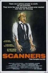 Scanners (1981) - Castellano