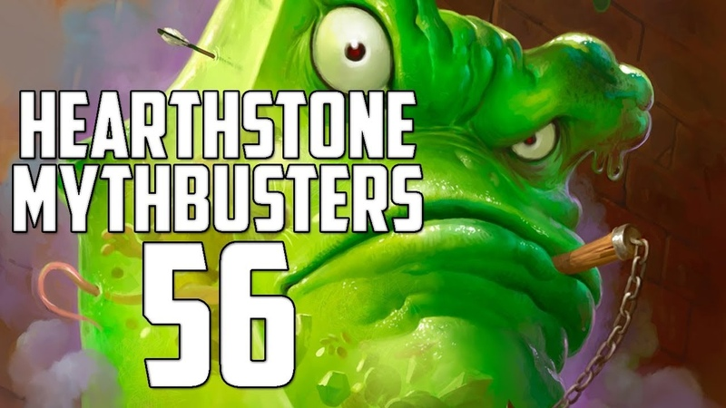 Hearthstone Mythbusters 56