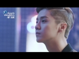 [VIDEO] 180418 LuHan @ head&shoulders CF Behind The Scenes