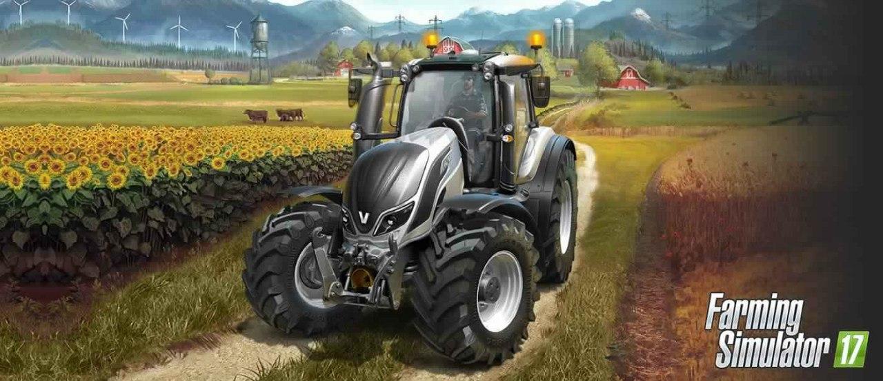 Farming Simulator 17 (2016) PC - Скриншот 1