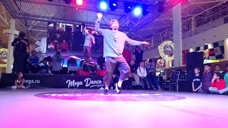 Матвей Гриненко Mega Dance Fest Hip-hop