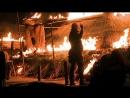 Snow White and the Huntsman - On the Set - Fenland Village Escape