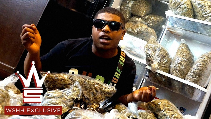 10k.Caash West Coast Cure (WSHH Exclusive - Official Music Video)