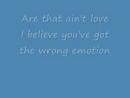 REO Speedwagon That Aint Love with video lyrics