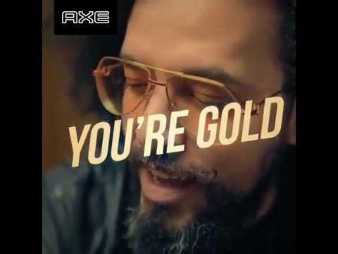 AXE YOU'RE GOLD BADSHAH FEAT GRINI whatsapp status video Jutt King star 2018