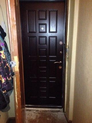 поставить железную дверь недорого в некрасовке
