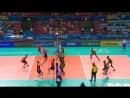 16.09.2018. 17:55 - Волейбол. Чемпионат мира. Мужчины. 4 тур. Группа С . Камерун - США